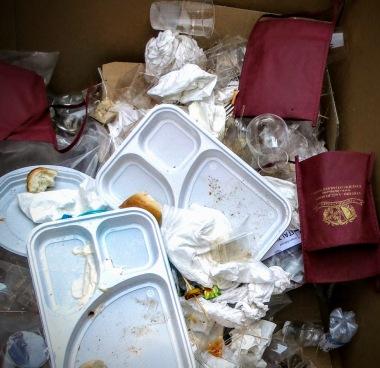 Sprechi e rifiuti, una piaga da sanare