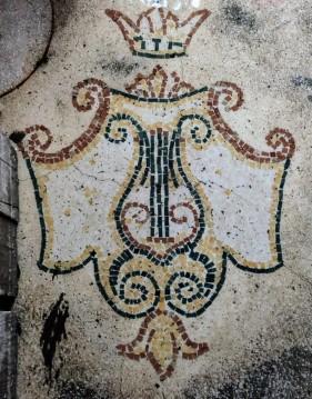 Mosaico Laboratorio A. Papa