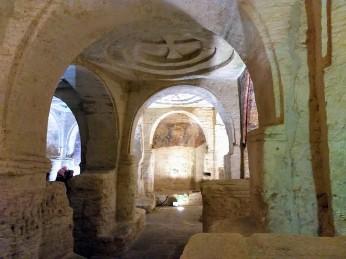 Cripta Bizantina San Salvatore