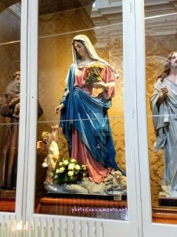 statua lignea di santa Maria Maddalena