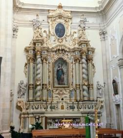 Altare del transetto sinistro