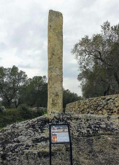 Menhir Vicinanze