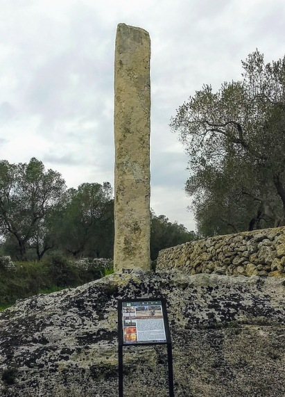 Menhir Vicinanze