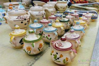 La bellissima e caratteristica ceramica di Grottaglie
