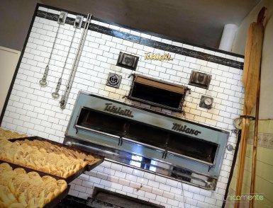 """Il """"vecchio"""" forno a legna, tutto un altro sapore!"""